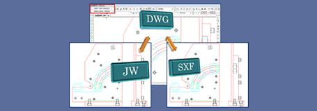 BJ変換JW・SXF
