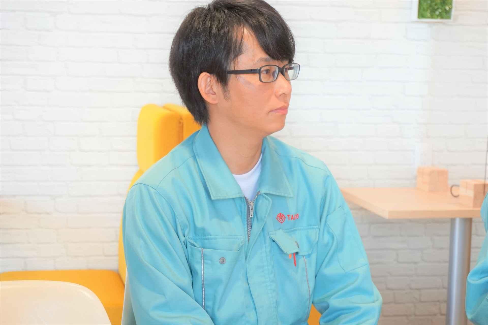 システム設計部 構造設計課 主任  新井 貴也 氏